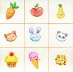 9 Cuties