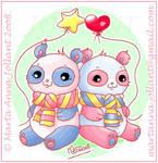 Panda Twins