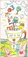 Cup of Tea by yuki-the-vampire