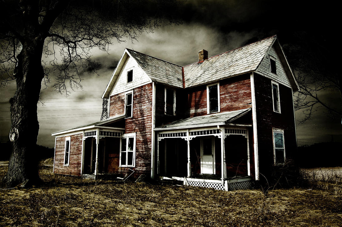 31 creepy houses mansions and castles print24 blog for Classic house images