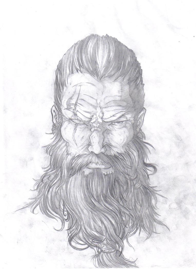 Odin, O deus dos deuses by Sen-Shiro