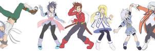 ToS Dance dance dance
