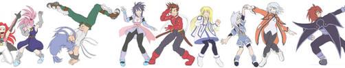 ToS Dance dance dance by Mutenroushi