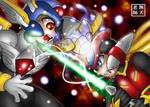 Rockman Zero Final Battle