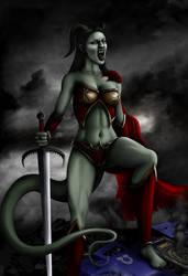 Viasma the Depraved, Usurpatrix