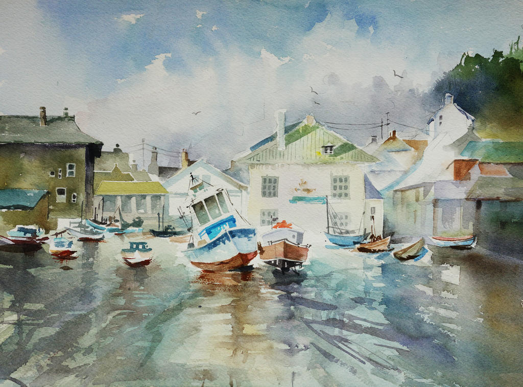 Dock by Little-Blue-Buggy
