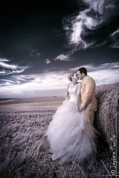 Infrared Wedding Day by jeje62