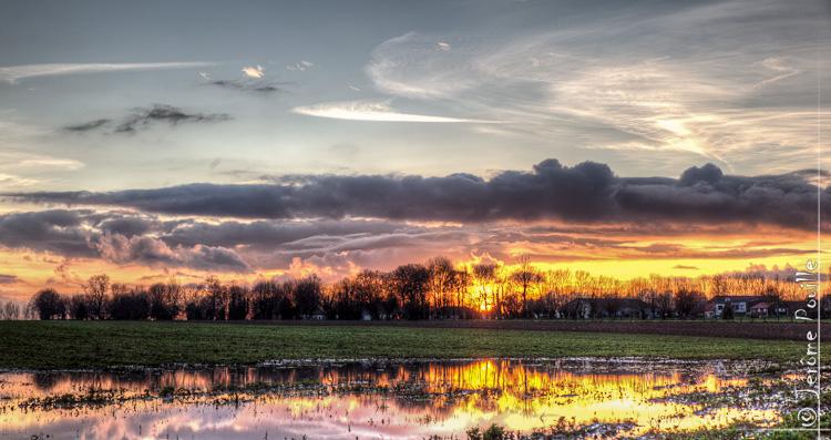 November sunset by jeje62