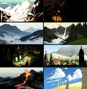 Wargame Landscapes