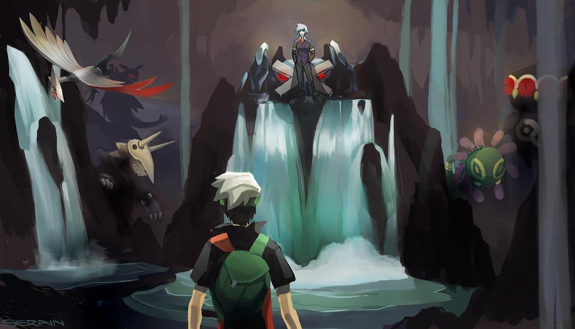 Das Pokemon RL-Event: Die PokéPark Gruga-Liga Versus_steven_stone_by_serain-d4yew2c