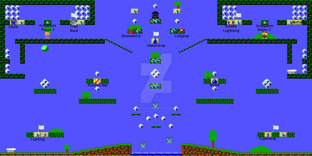 Giana Family - Battle test 2 by Yukkurifan64
