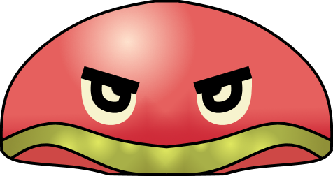 Weegee Fad - Red Jilih by Yukkurifan64