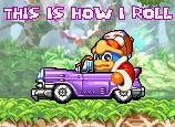 How I Roll - Dedede by ShapelyMan