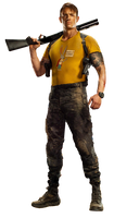 Rick Flag: The Suicide Squad PNG