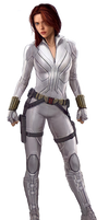 Natasha Romanoff/Black Widow (2021): Solo PNG4