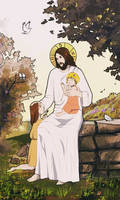 Savior and children