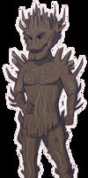 Woody giant Taveek