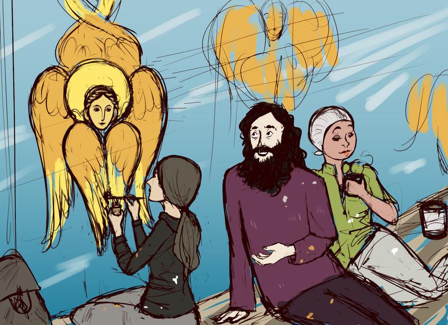 Icon painters