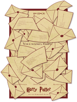 Sorcerer's Stone Poster - 10 Years by batteryfish