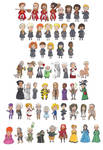 Harry Potter Characters Part 2