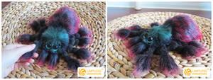 Antilles Pinktoe Tarantula Plush