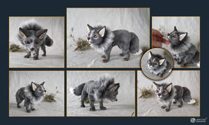 NEW pose-able Fox DIY-Kit SOLD OUT by LimitlessEndeavours