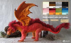 Big Dragon DIY-Kit SOLD OUT