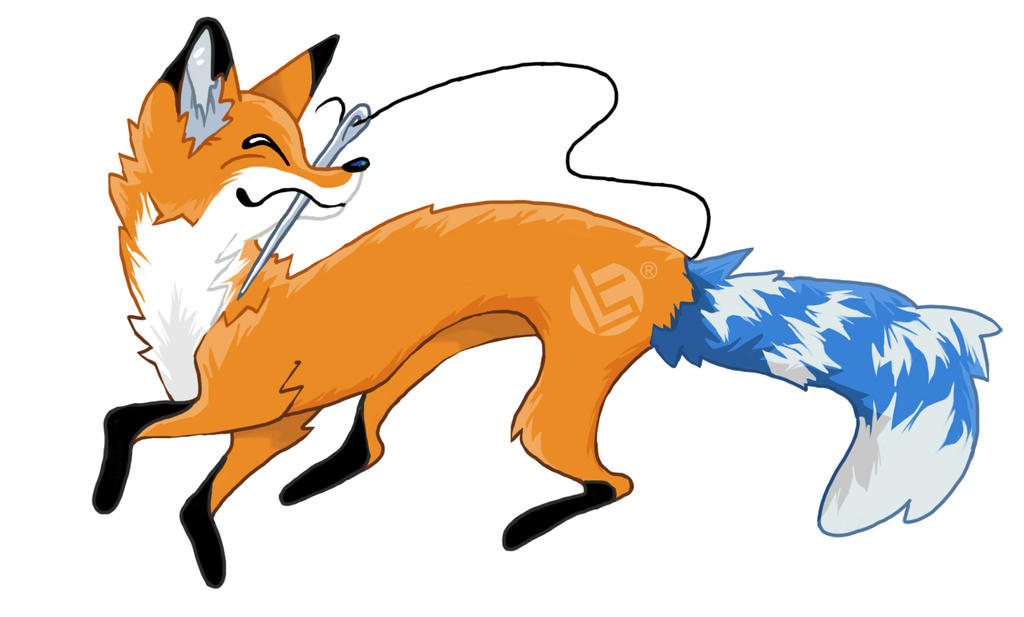 FBFoxMascot by LimitlessEndeavours