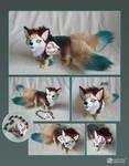 Customized DIY Commission aka Goiku's Kitsune