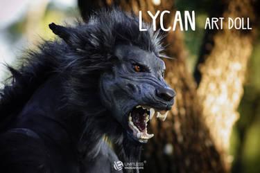 Lycan Art Doll