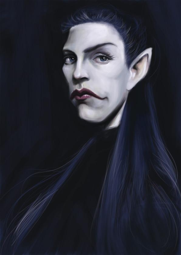 Liv Tyler - Arwen by Parpa