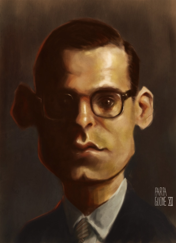 Bill Evans 2 by Parpa