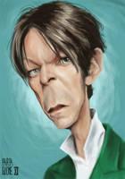 David Bowie 2 by Parpa