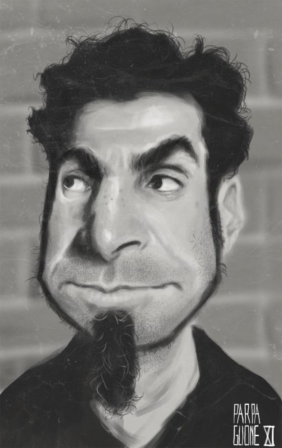 Serj Tankian by Parpa