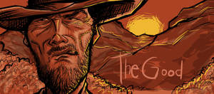 The Good Clint Eastwood by Parpa