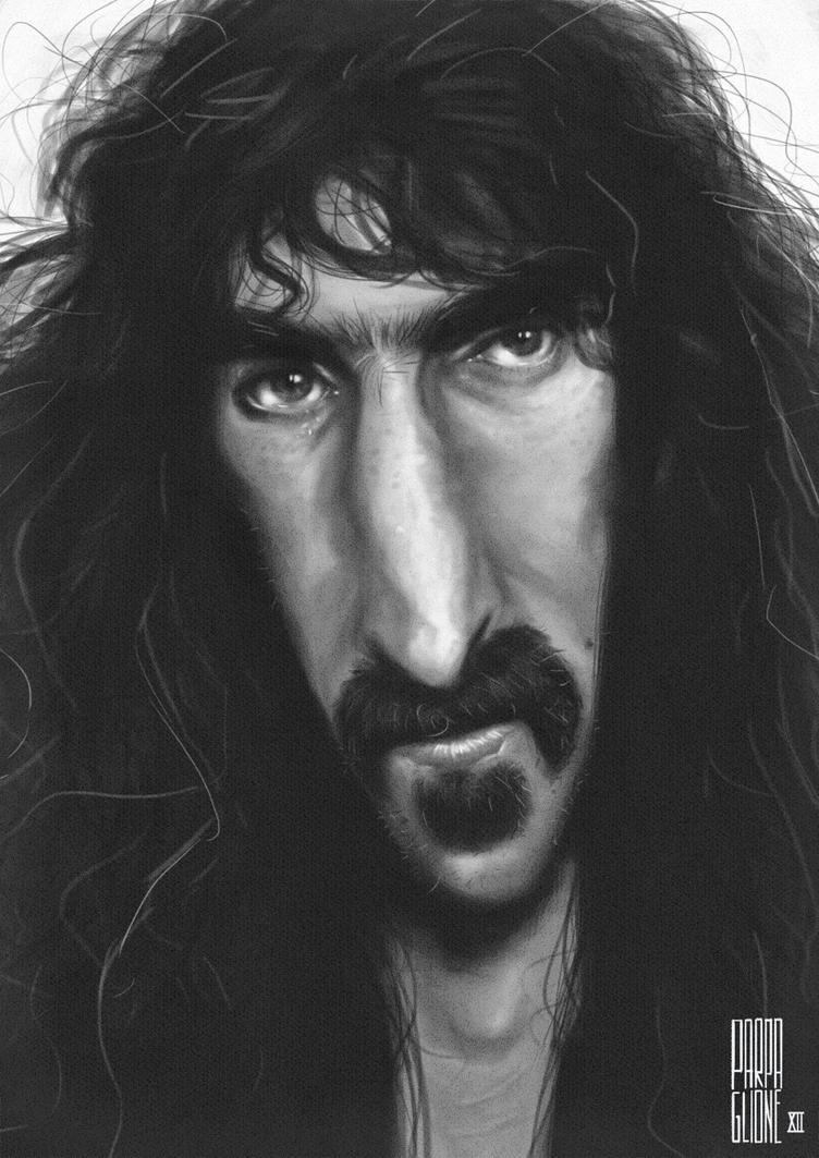 Frank Zappa by Parpa