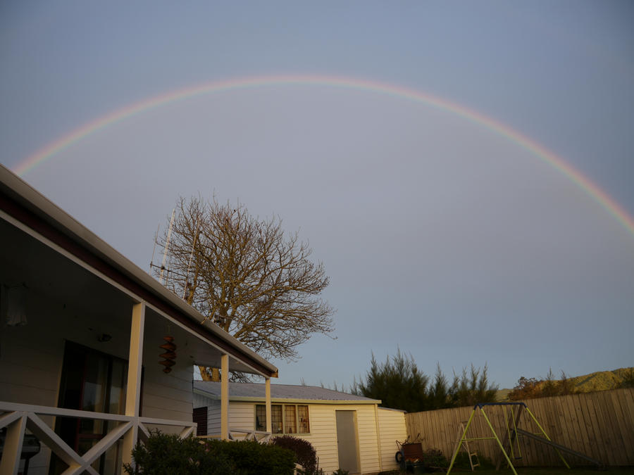 Rainbow by yume-ryuu