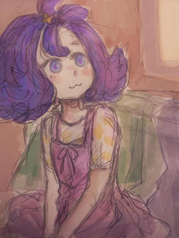 pencil doodle by clonkbadonk