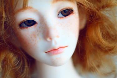 redhead girl by da-bu-di-bu-da