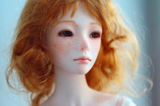 redhead ii by da-bu-di-bu-da
