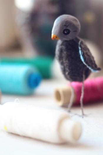 grey birdy ii by da-bu-di-bu-da