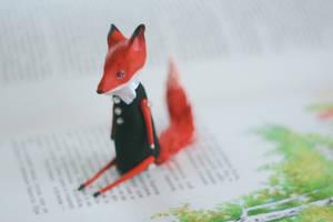 fox by da-bu-di-bu-da