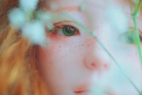 feel of green by da-bu-di-bu-da