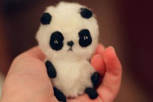 little panda by da-bu-di-bu-da