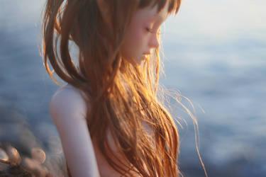 little mermaid by da-bu-di-bu-da