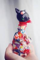 bobtail cat by da-bu-di-bu-da