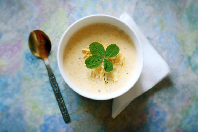 lucky soup