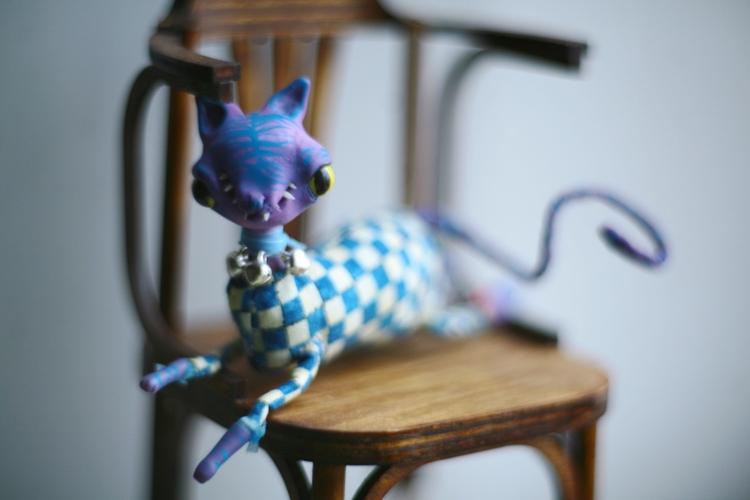 violet cat by da-bu-di-bu-da