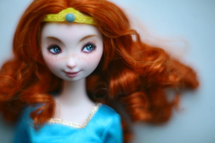 merida princess by da-bu-di-bu-da