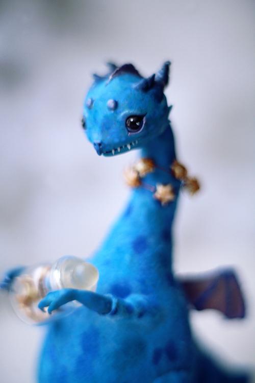 blue dragon by da-bu-di-bu-da